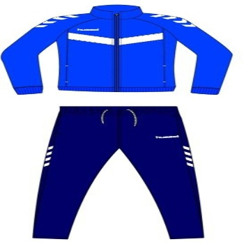 XANDALL ESSENTIAL VICTORY POLY SUIT BLAU